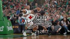 Video: The Fantasy Doctor- Rajon Rondo Cover Image