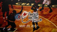 Video: Fantasy Doctor: Isaiah Thomas Update Cover Image