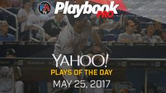 Video: DFS Plays of the Day - May 25, 2017 Cover Image