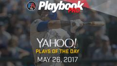 Video: DFS Plays of the Day - May 26, 2017 Cover Image
