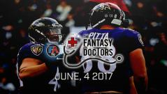 Video: The Fantasy Doctor - Dennis Pitta Cover Image