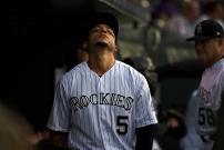 Is It Time to Say Goodbye to Carlos Gonzalez? Cover Image