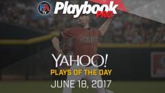 Video:DFS Pitching Plays of the Day -June 18, 2017 Cover Image