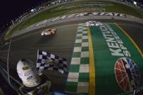 DFS NASCAR: Quaker State 400 Playbook and Lineups Cover Image