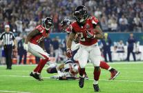 2017 Fantasy Football Running Backs: Devonta Freeman Cover Image