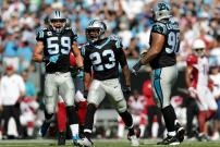 2017 Fantasy Football IDP and Team Defense: Carolina  Cover Image