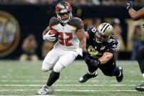 2017 Fantasy Football Running Backs: The Bucs Backfield Cover Image