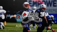 Video: The Fantasy Doctor - Derek Rivers Cover Image