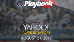 Video: DFS Pitching Plays of the Day: August 21 Cover Image