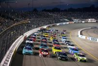 NASCAR: Federated Auto Parts 400 Playbook & Lineups Cover Image