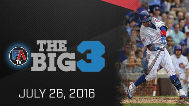Video: Ray Flowers' Big 3 - July 26, 2016 Cover Image
