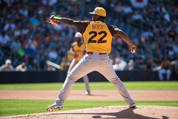 2016 Fantasy Baseball Player Profile: Alex Reyes Cover Image