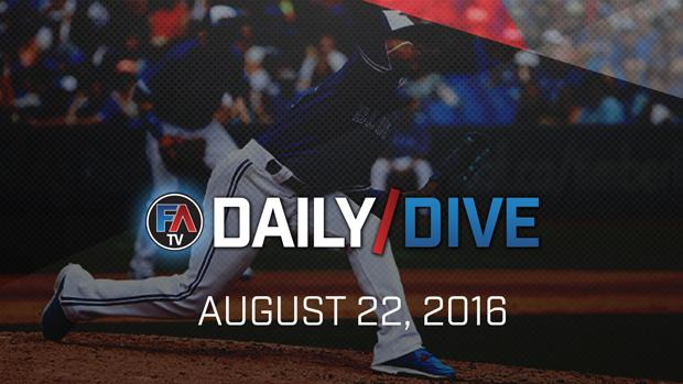 Video: MLB Daily Dive - August 22, 2016 Cover Image