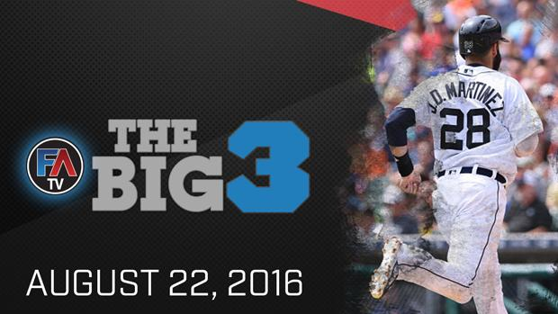 Video: Ray Flowers' Big 3 - August 22, 2016 Cover Image
