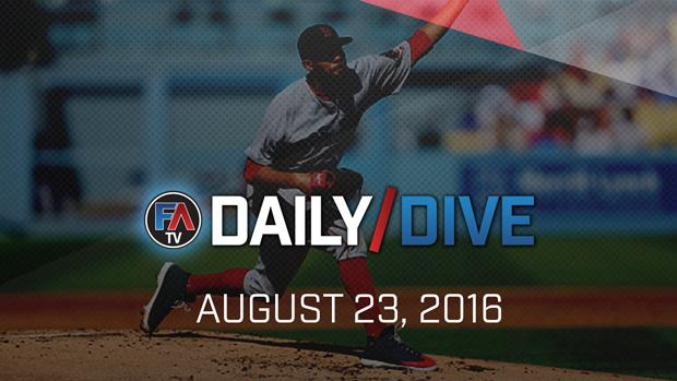 Video: MLB Daily Dive - August 23, 2016 Cover Image