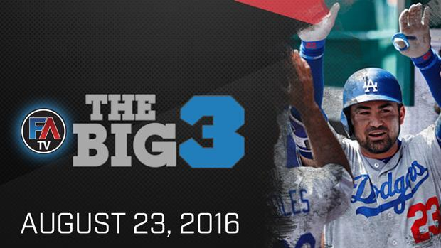 Video: Ray Flowers' Big 3 - August 23, 2016 Cover Image