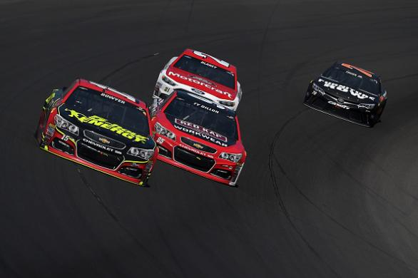 DFS NASCAR: Pure Michigan 400 Track Breakdown Cover Image
