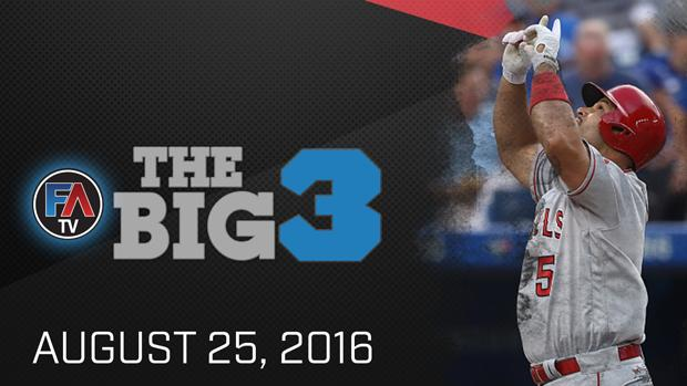 Video: Ray Flowers' Big 3 - August 25, 2016 Cover Image