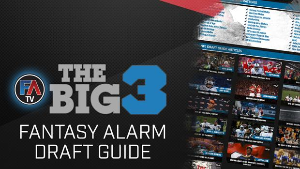 Video: Ray Flowers' Big 3 - Football Draft Guide Cover Image