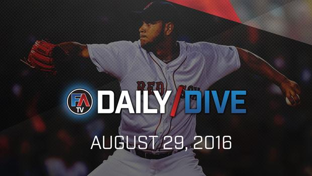 Video: MLB Daily Dive - August 29, 2016  Cover Image