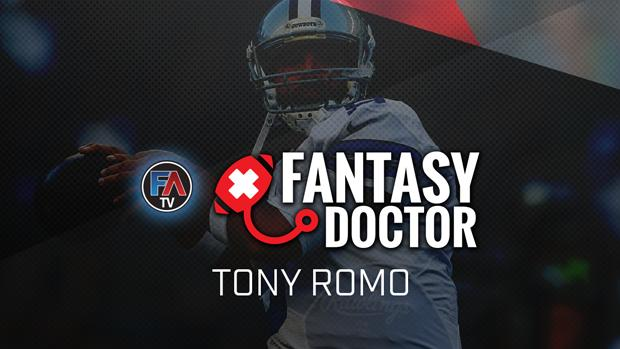 Video: The Fantasy Doctor - Tony Romo Cover Image