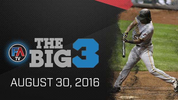Video: Ray Flowers' Big 3 - August 30 2016 Cover Image