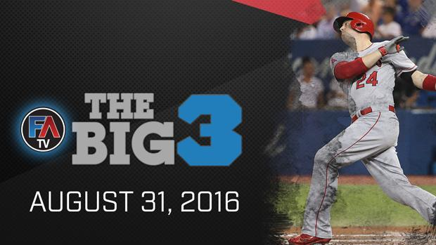 Video: Ray Flowers' Big 3 - August 31, 2016 Cover Image