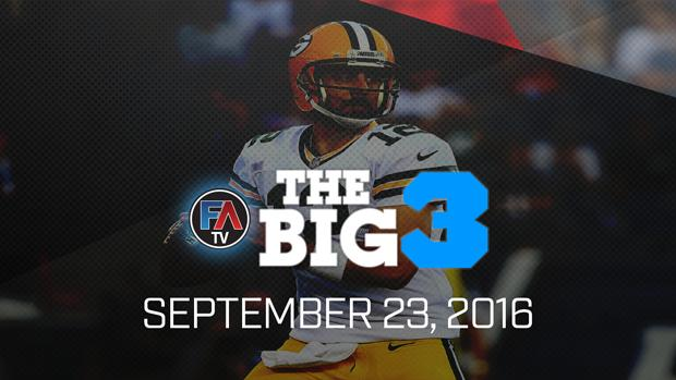 Video: Ray Flowers' Big 3 - September 23, 2016 Cover Image