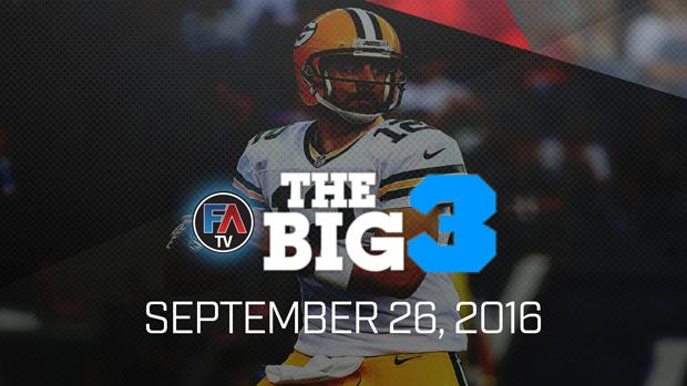 Video: Ray Flowers' Big 3 - September 26, 2016 Cover Image