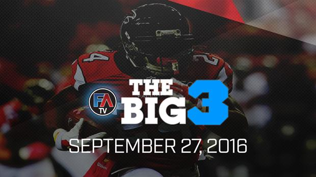 Video: Ray Flowers'  Big 3 - September 27, 2016 Cover Image