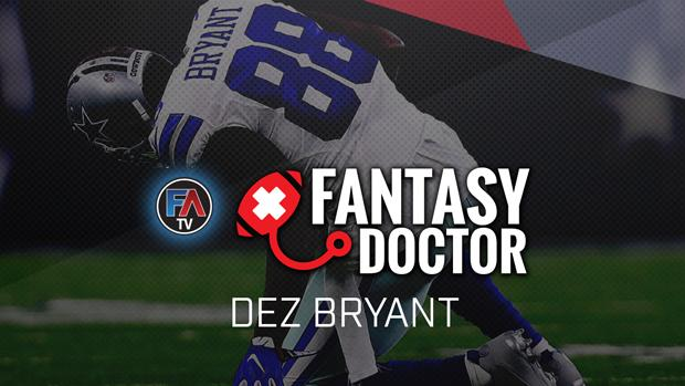 Video: The Fantasy Doctor - Dez Bryant Cover Image