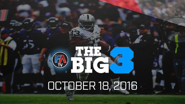 Video: Ray Flowers' Big 3 - October 18, 2016 Cover Image