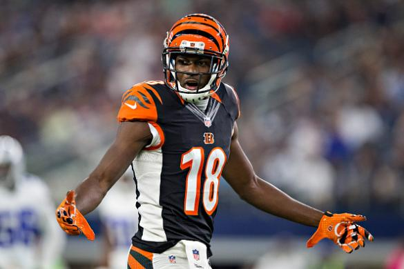 DFS NFL WR Coach: Week 7 Cover Image