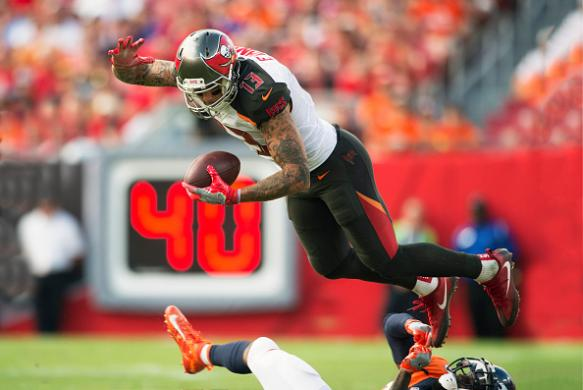 Fantasy Football Top 5: NFL Week 7 WR Cover Image