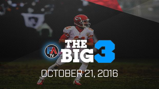 Video: Ray Flowers' Big 3 - October 21, 2016 Cover Image