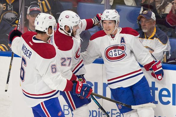 DFS NHL Optimal Lineups and Top Plays: October 26 Cover Image