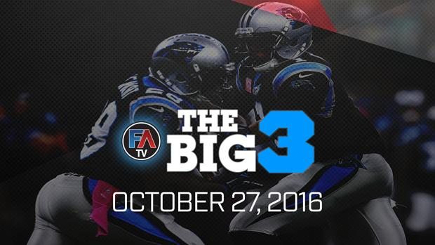 Video: Ray Flowers' Big 3 - October 27, 2016 Cover Image