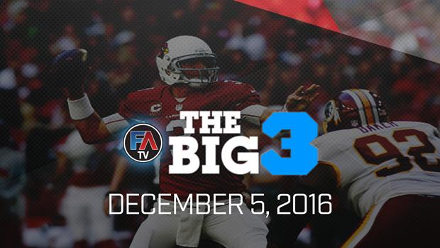 Video: Ray Flowers' Big 3 - December 5, 2016 Cover Image