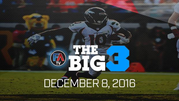 Video: Ray Flowers' Big 3 - December 8, 2016 Cover Image