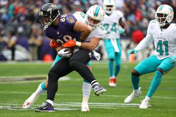 DFS NFL TE Coach: Week 14 Cover Image
