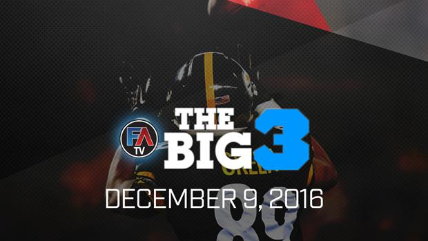 Video: Ray Flowers' Big 3 - December 9, 2016 Cover Image