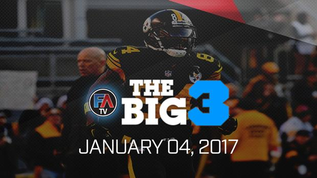 VIDEO: RAY FLOWERS' BIG 3 - WR SEASON REVIEW Cover Image