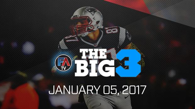VIDEO: RAY FLOWERS' BIG 3 -TE SEASON REVIEW Cover Image