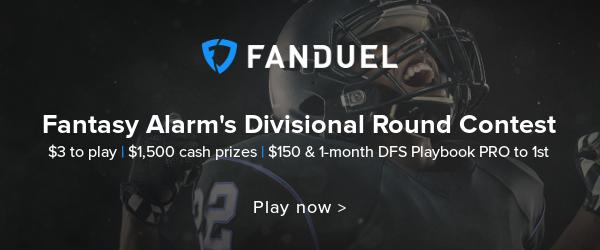 Play in our $1,500 Divisional Round Weekend Contest! Cover Image