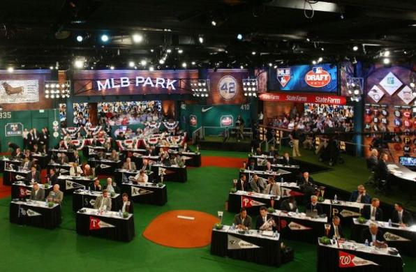 2017 MLB Mock Draft Army is Here Cover Image