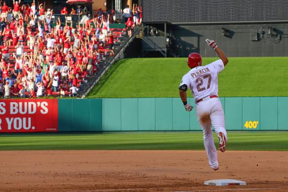 Ray's Ramblings: Cards Infield Questions Cover Image
