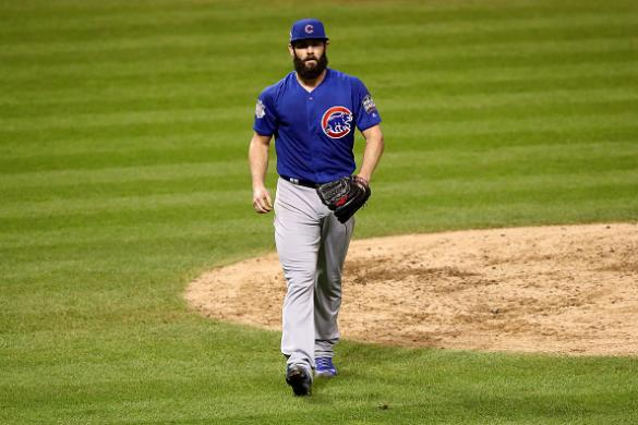 2017 MLB Draft Guide Player Profile: Jake Arrieta Cover Image