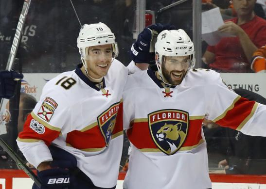DFS NHL Optimal Lineups: January 23 Cover Image