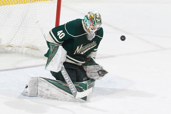 DFS NHL: Tracking Goalie Favorites Cover Image