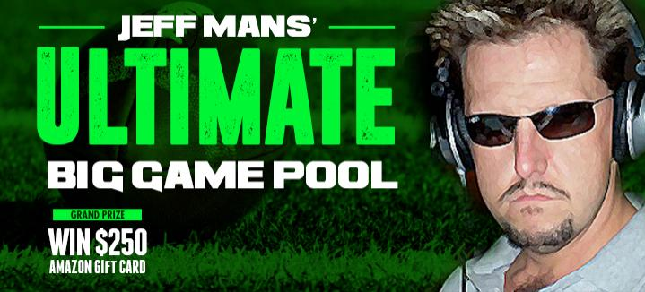 Jeff Mans' Ultimate Big Game Pool Cover Image